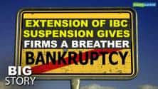 Big Story | Government extends IBC suspension by 3 months