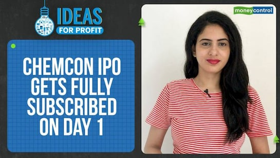 Ideas For Profit | Chemcon a strong import substitute play, but does its IPO merit investors' attention?