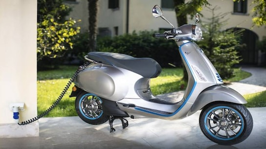 Why Vespa-maker Piaggio isn't ready to go electric in India yet