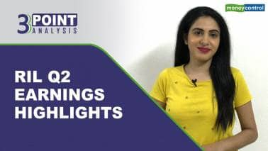 3-Point Analysis | RIL Q2 earnings beat D-Street estimates