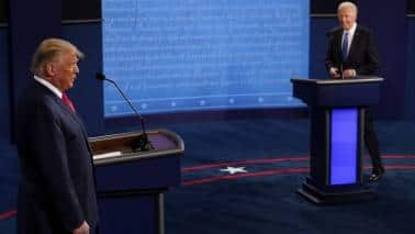 US Presidential Debate 2020 Highlights: Trump, Biden spar over coronavirus, climate change and race in less chaotic debate