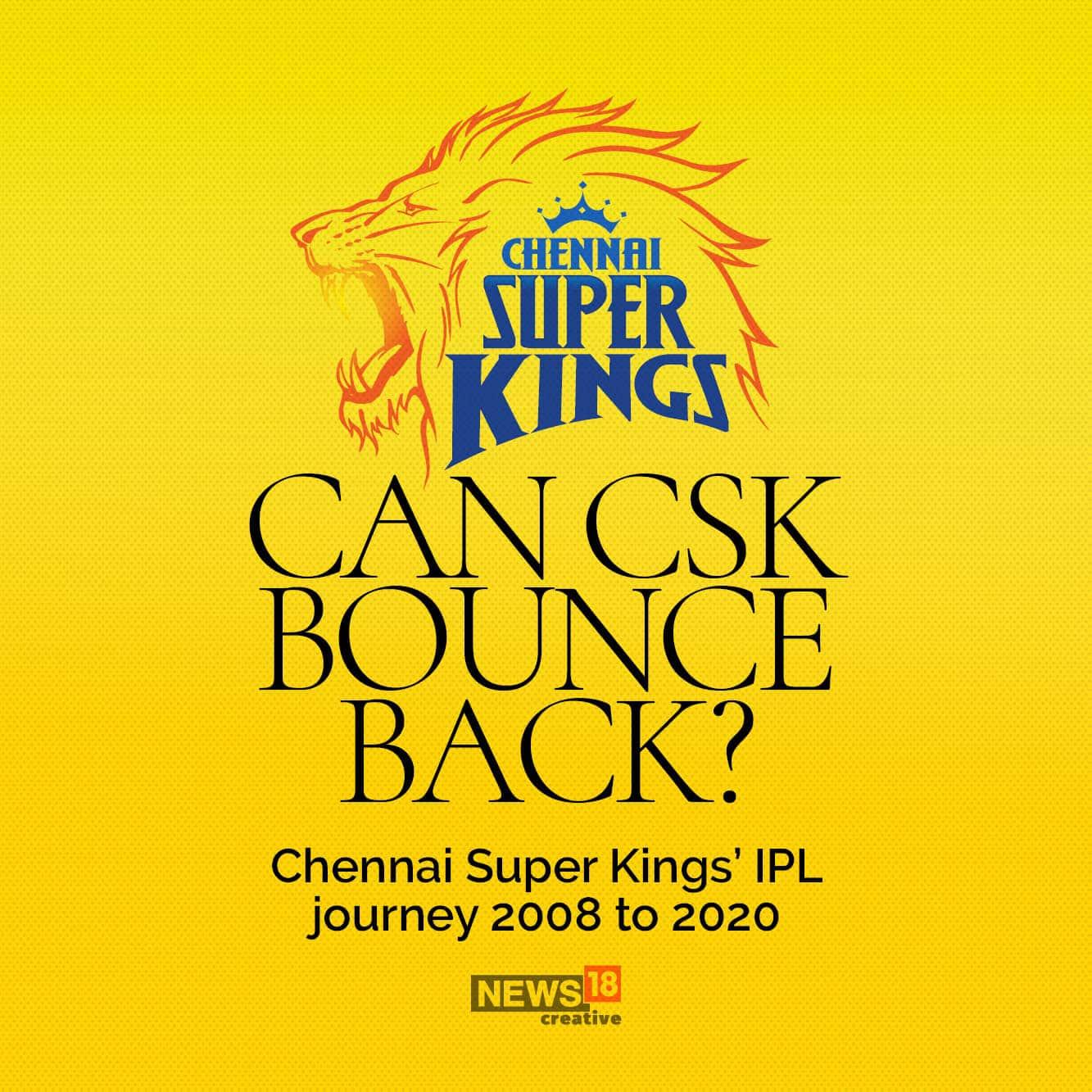 IPL 2020: Can MS Dhoni's Chennai Super Kings bounce back?