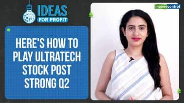 Ideas For Profit | UltraTech records robust revenue, profit growth: Here's how investors should play the stock