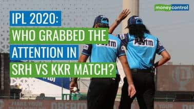 IPL 2020 | Umpire Paschim Pathak steals the show in SRH vs KKR match