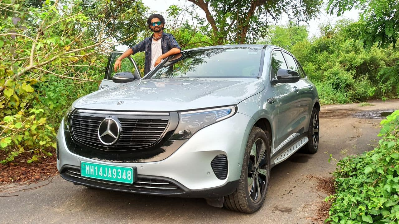 Mercedes-Benz EQC review: Check out the company's first electric SUV