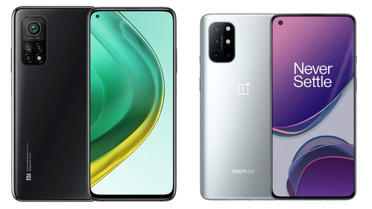OnePlus 8T vs Mi 10T Pro: Two of India's best flagship killers compared