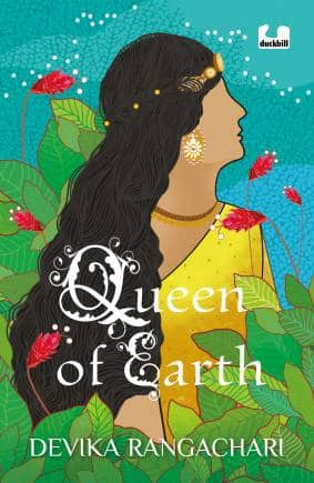 Queen of Earth front cover