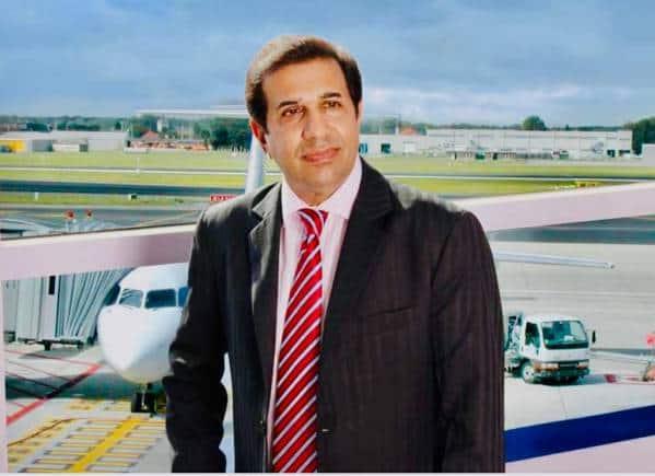 Rajan Mehra, CEO, Club One Air