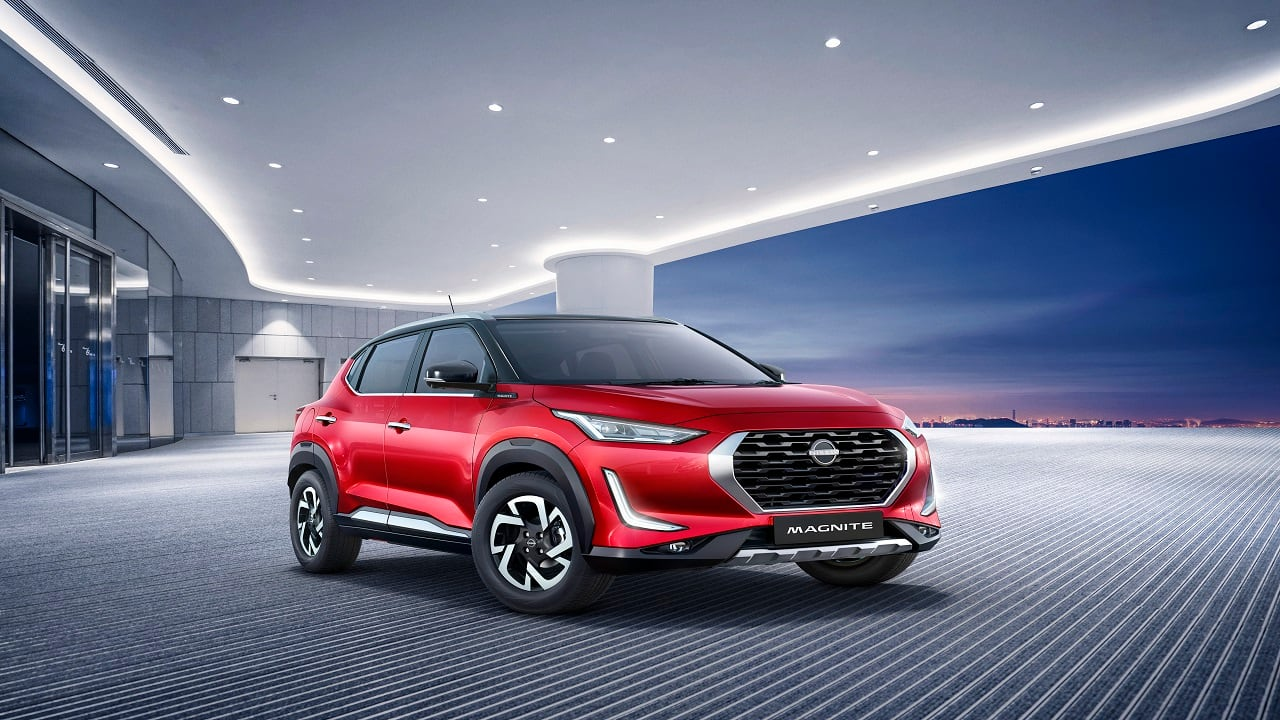 The Magnite will be commercially launched in January and bookings of the SUV will be opened in a few weeks. Engineered in Japan it is the first Nissan car that will be launched first in India before moving to other parts of the world. (Image: Nissan)