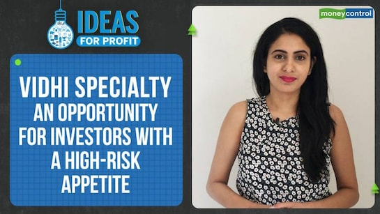Ideas for Profit | Here's why Vidhi Specialty's business model makeover and capex plans need a close watch