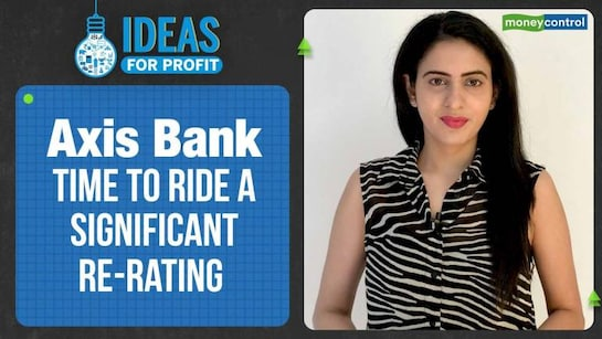 Ideas for Profit | Axis Bank: Stock may see significant re-rating post Q2 earnings