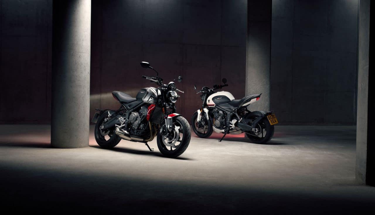 Triumph Trident: Check the all-new sport naked bike to be launched in India early next year
