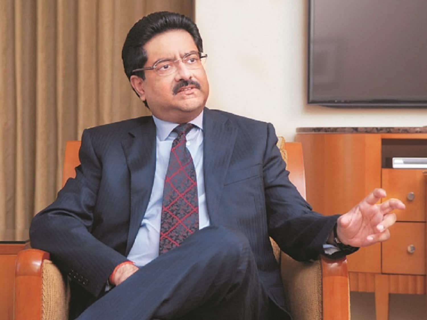 Aditya Birla Group's theatre initiative is the brainchild of Chairman Kumar Mangalam Birla.