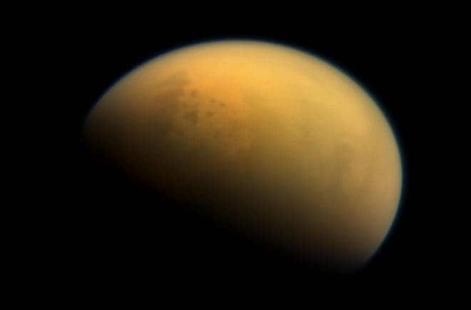 NASA scientists discover 'weird' molecule in the atmosphere of Saturn's largest moon Titan