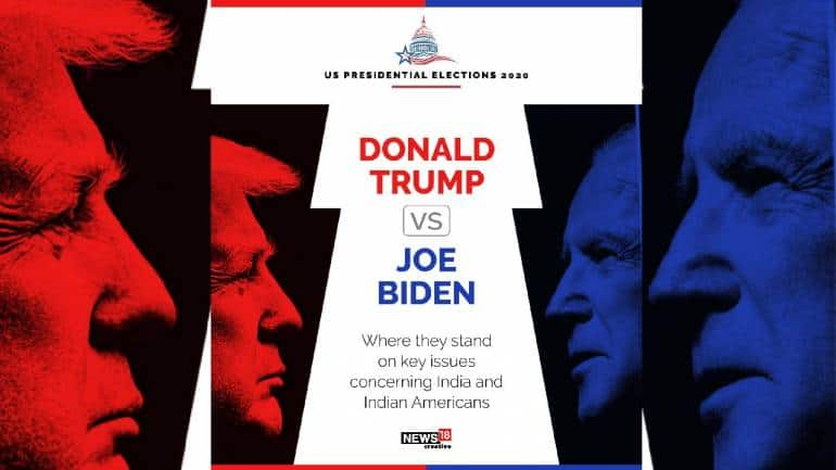 US Election 2020 | Donald Trump or Joe Biden: Who is better for India?