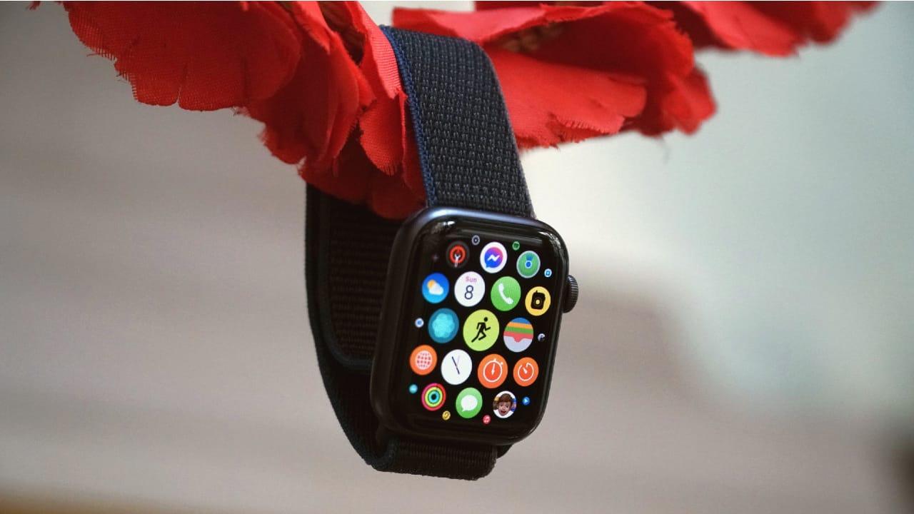 Apple Watch SE 8