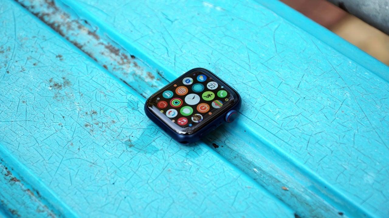Apple Watch Series 6 5