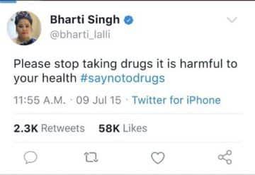 Bharti Singh Twitter