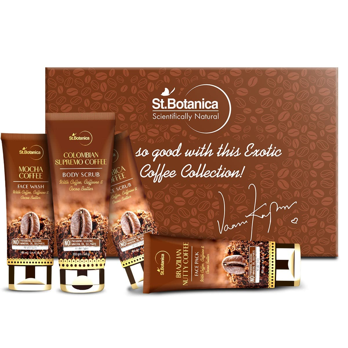 Coffee Collection by St. Botanica