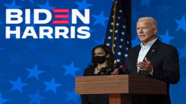 Us Elections 2020 Leaders React To Joe Biden Kamala Harris Victory