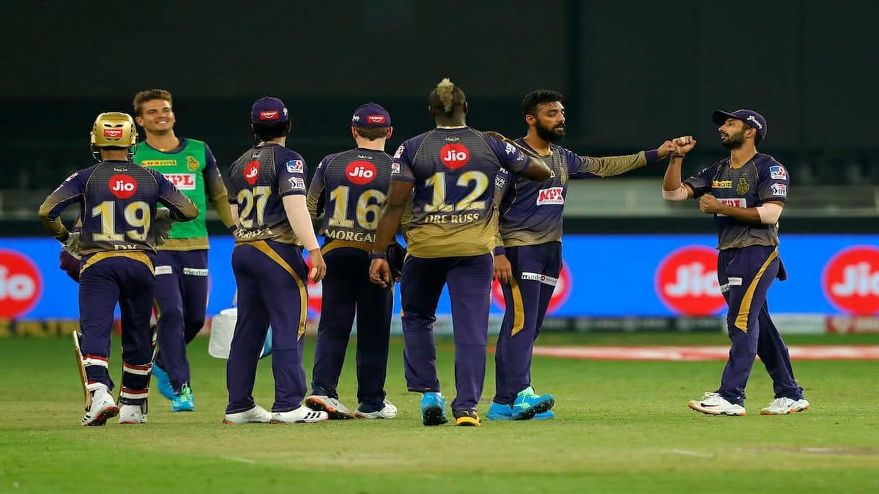 IPL 2020: Kolkata Knight Riders' 60 runs win keeps play-off alive as Rajasthan Royals exit