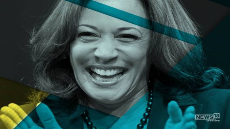 Us Election 2020 Ready To Write Next Chapter In Us History Kamala Harris