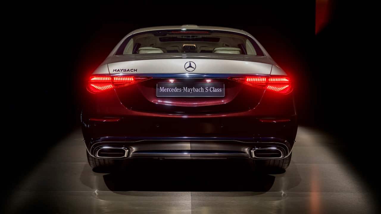 Meet the Mercedes-Maybach S-Klasse (Z 223), 2020Meet the Mercedes-Maybach S-Klasse