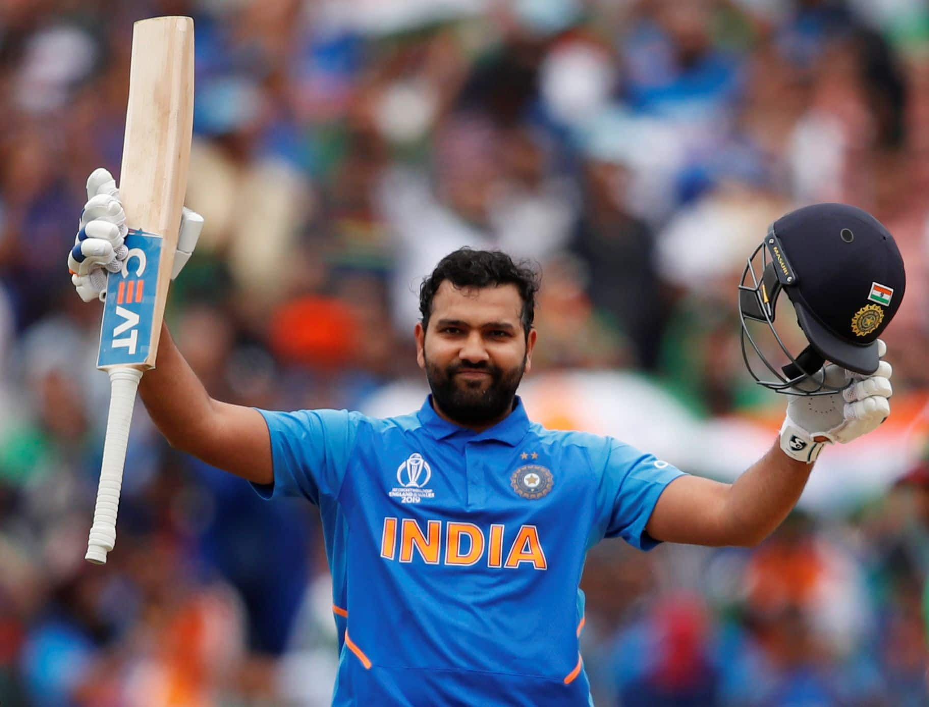 Rohit Sharma's strokeful reminder to ICC, before Ponting's eyes