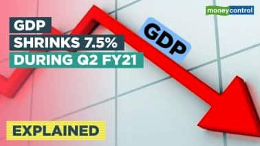 Explained | GDP Data: What two successive quarters of contraction imply