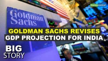 Big Story | Goldman Sachs raises India GDP forecast for FY21