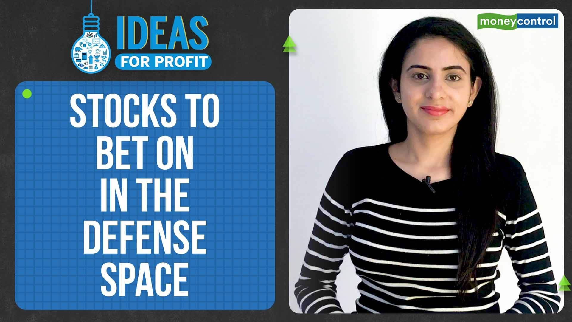 Ideas For Profit | Defence stocks deliver reasonable YoY growth