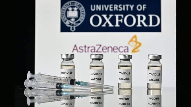 Oxford-AstraZeneca vaccine 'slows transmission of coronavirus', researchers find - Moneycontrol