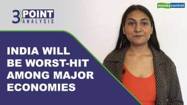 3-Point Analysis | Why Oxford Economics expects Indian economy to be among the worst-hit?