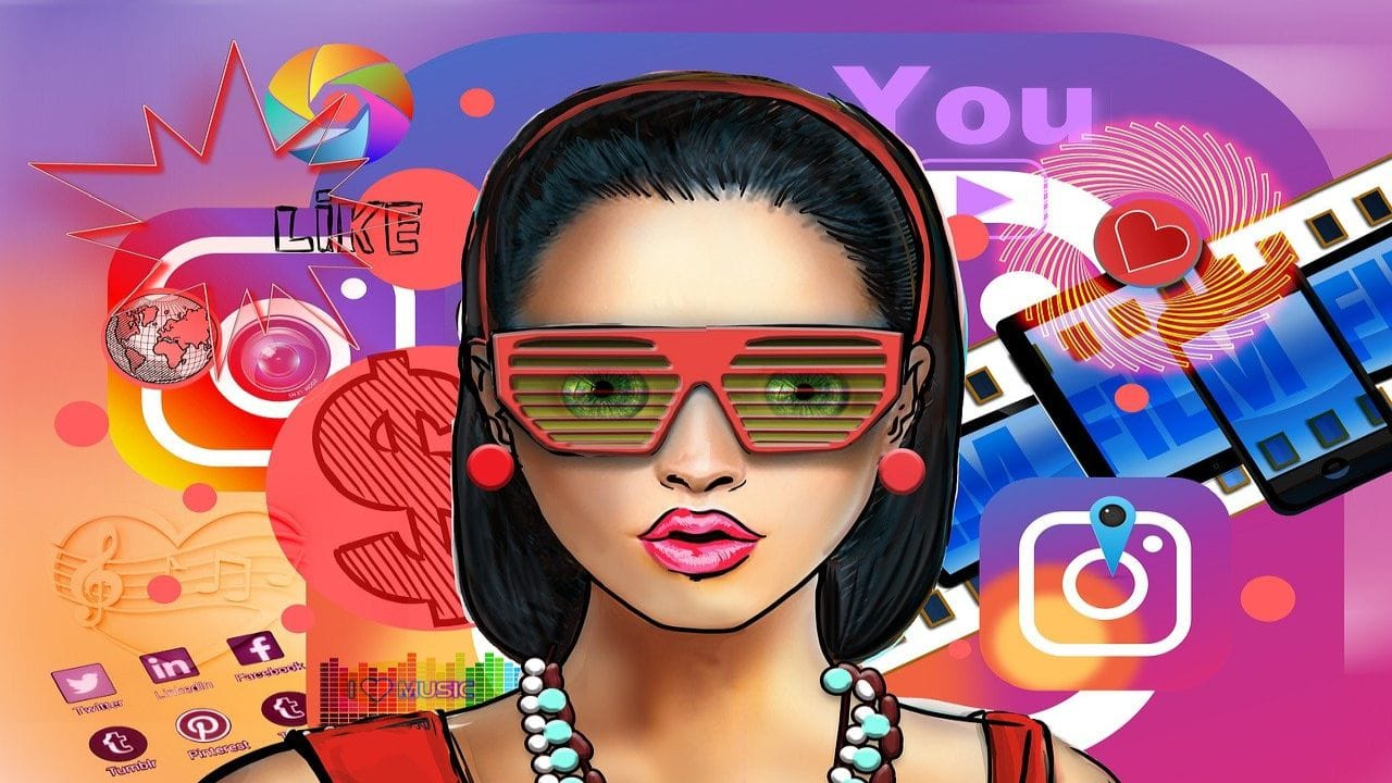 Influencing the influencers: If you're good friends with a SocMed celebrity, this could be just the job for you