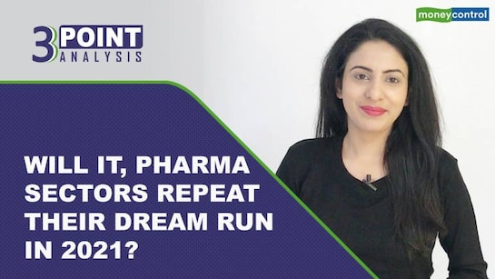 3 Point Analysis   IT, Pharma were best performing sectors of 2020; will they continue to rally in 2021?