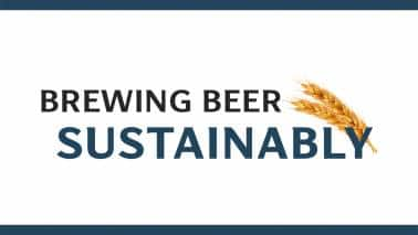 How AB InBev is embracing sustainable brewing practices