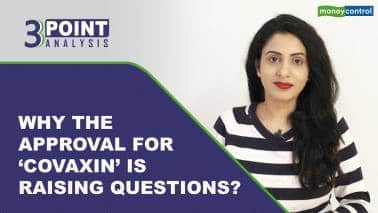 3-Point Analysis | Why is Bharat Biotech's 'Covaxin' receiving backlash post approval?