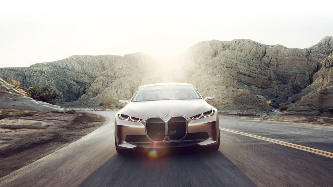 BMW working on all-electric M-performance car based on upcoming i4