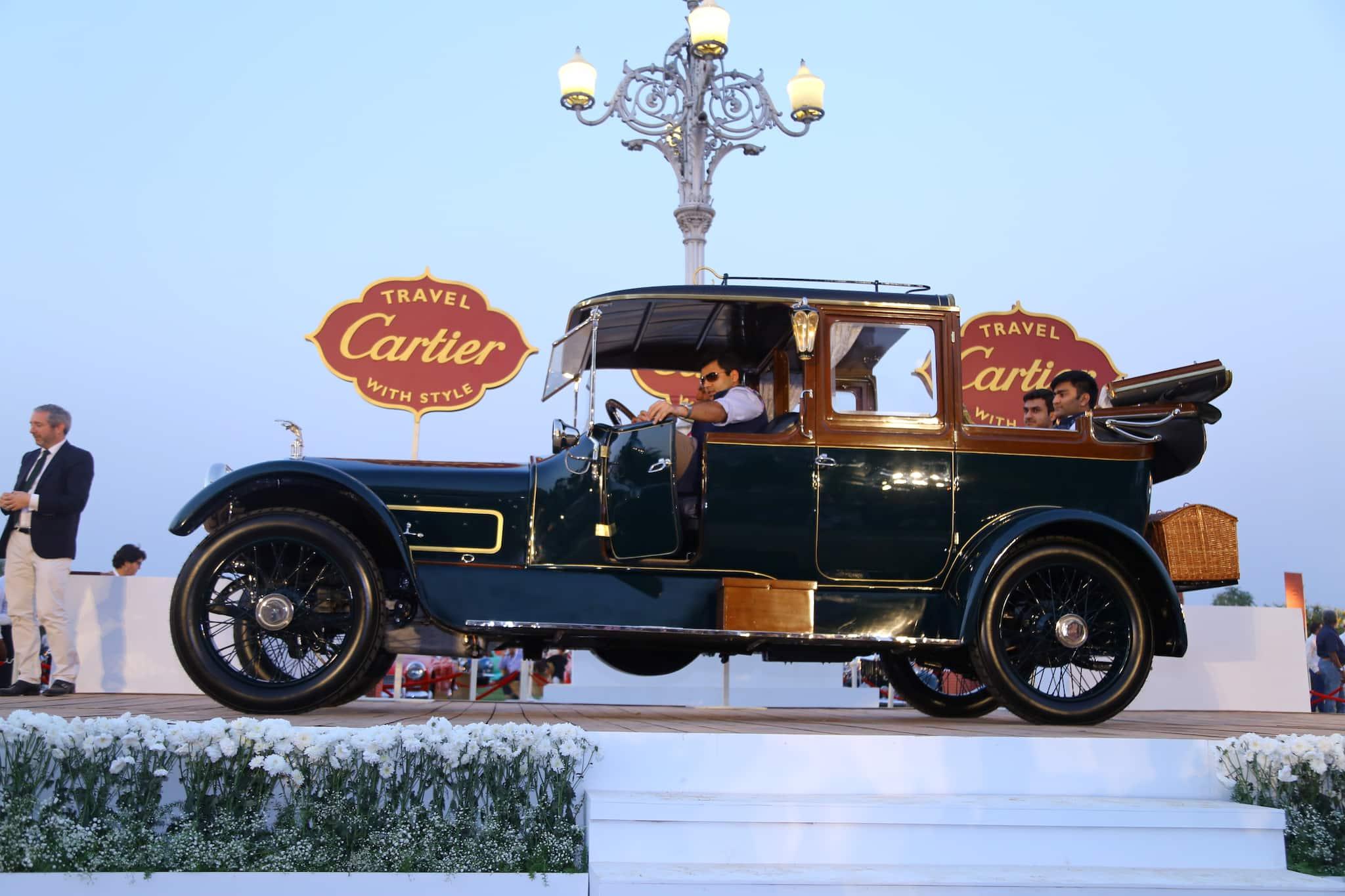 1914 Wolsley 30 40 HP.