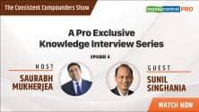 Watch: Moneycontrol Pro's The Consistent Compounders Show—Episode 4