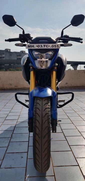Honda Hornet 2.0 2