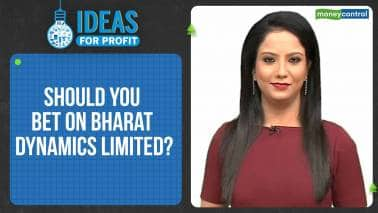 Ideas For Profit | Bharat Dynamics: Do robust order book, compelling valuations make it a good bet?