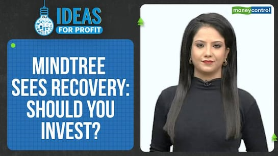 Ideas For Profit | Is Mindtree all set to regain its lost glory?
