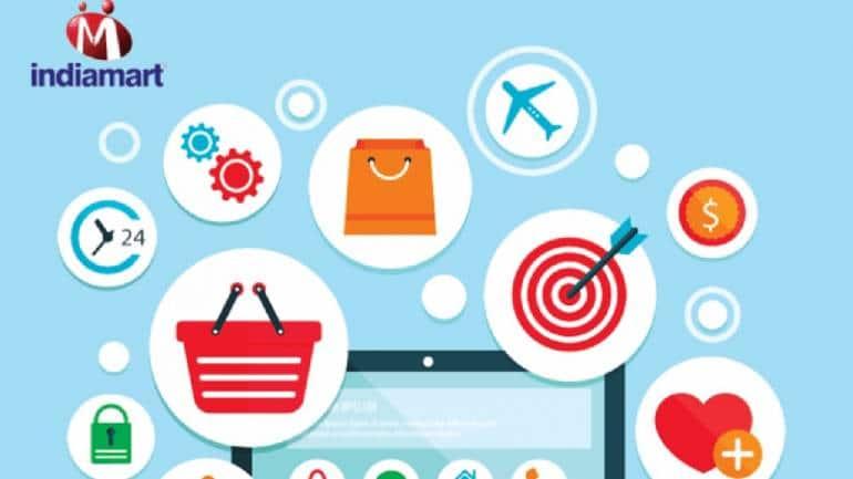 IndiaMART Intermesh share price rises 8% on QIP launch - Moneycontrol.com