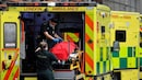 Britain reports third-highest daily COVID-19 death toll