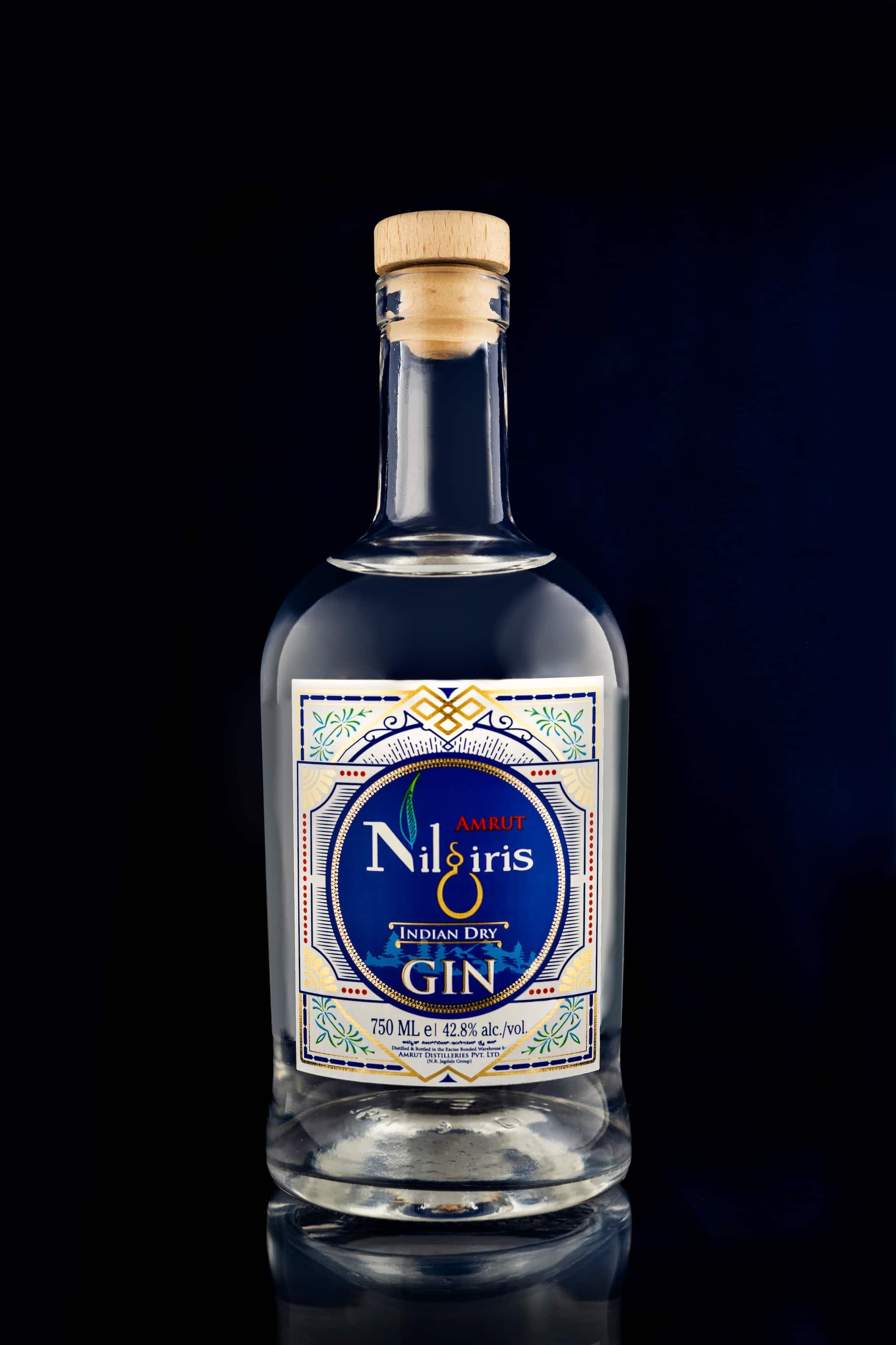 Nilgiris Gin_Black