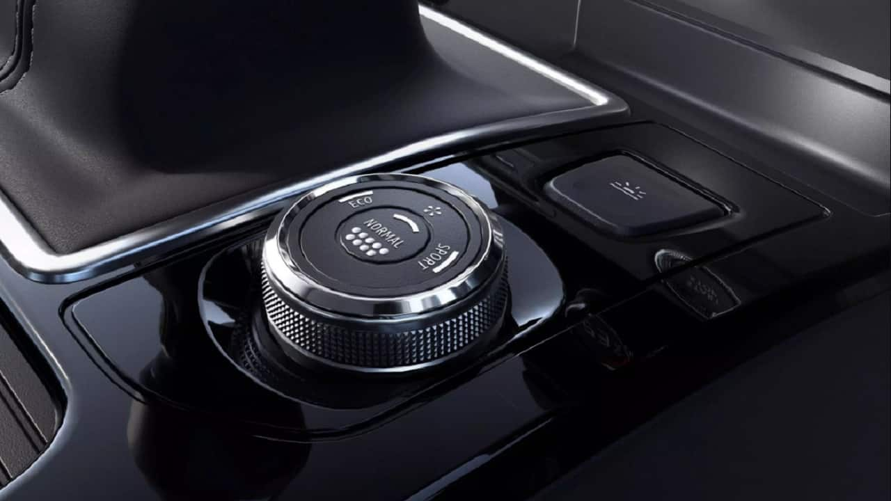 The Kiger's turbo-petrol variant comes with three separate driving modes – Normal, Eco and Sport (PC-Renault Kiger)