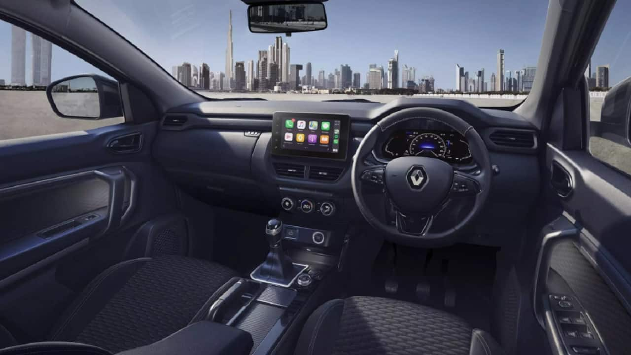 The interior quality of the Renault Kiger appears to be of better quality than that of the Nissan Magnite. (PC-Renault Kiger)