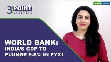 3-Point Analysis | World Bank: India's GDP to plunge 9.6%, Global Economy to Expand By 4% In FY21