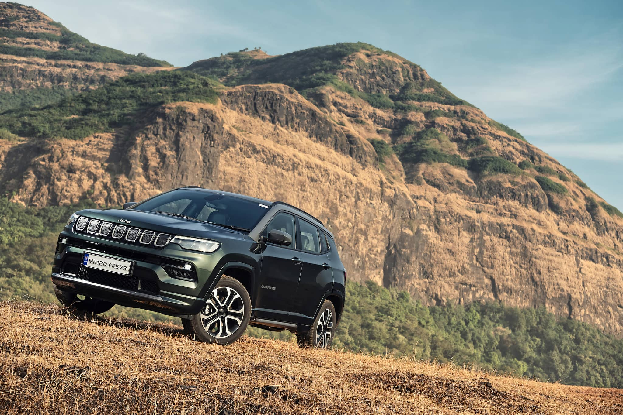 In Pics | Jeep Compass 2021 interiors, off-road capability and other features